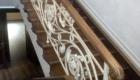 Кованые перила для лестниц в доме цена Краснодар Крым