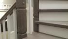 Монтаж деревянной лестницы на бетонное основание изготовление лестниц в Краснодаре Крыму