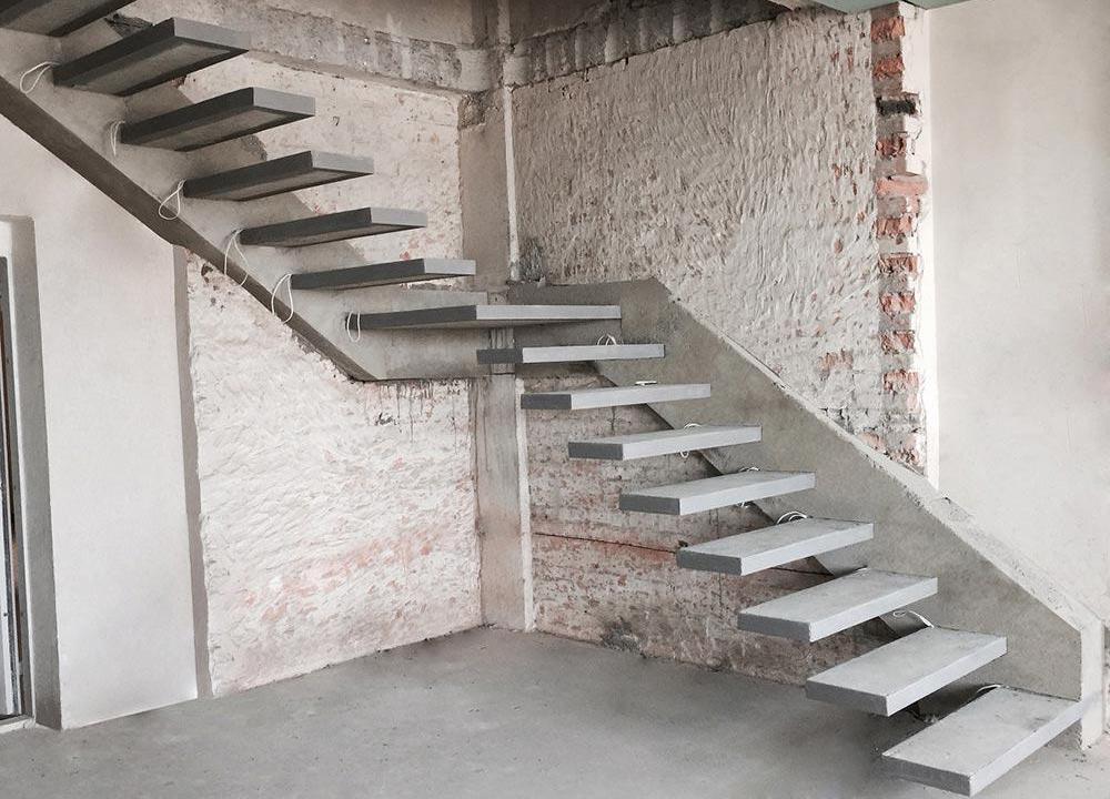 Основание под бетонную лестницу Краснодар Крым