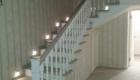 Бетонная лестница в доме второй этаж изготовление лестниц в Краснодаре Крыму