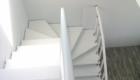 Лестница на больцах конструкция в частном доме Краснодар Крым