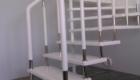 Лестницы на больцах на второй этаж в частном доме Краснодар Крым