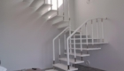 Винтовая лестница на больцах изготовление лестниц в Краснодаре Крыму