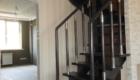 Лестница в дом на металлическом косоуре Краснодар Крым