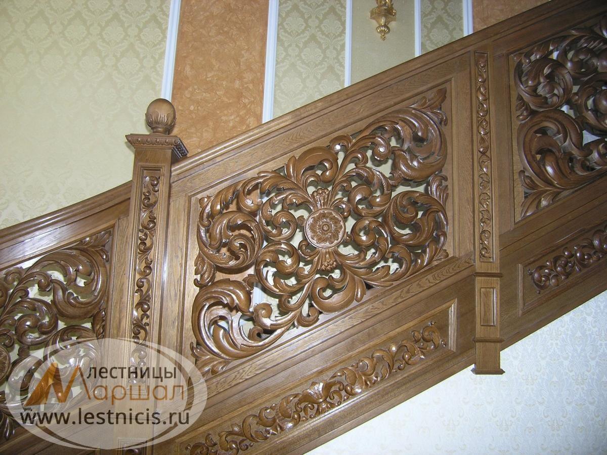 Резные лестницы Краснодар Крым