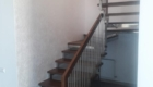 Металлокаркас лестницы на 2 этаж Краснодар Крым