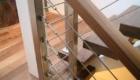 Лестницы деревянные Крым лестница на тросах Краснодар