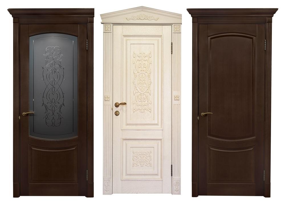 Классика двери из массива Краснодар