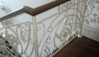 Красивые кованые лестницы Краснодар Крым