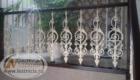Кованые перила для лестницы в частном доме Краснодар Крым