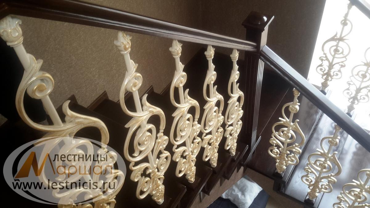 Ковано деревянные лестницы Краснодар Крым