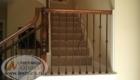 Кованые лестницы внутри дома Краснодар Крым