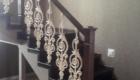 Кованые лестницы в доме на второй этаж Краснодар Крым