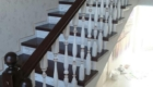 Лестница на металлокаркасе в дом Краснодар Крым