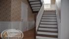 Деревянная лестница на косоурах Краснодар Крым