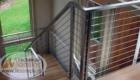 Лестница на второй этаж Крым лестница на тросах Краснодар