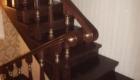 Лестница на второй этаж на косоуре изготовление лестниц в Краснодаре Крыму