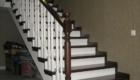 Лестница на второй на металлокаркасе в дом Краснодар Крым