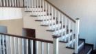 Лестницы на металлокаркасе на второй этаж в дом Краснодар Крым