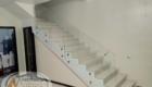 Ограждения лестниц со стеклом Краснодар Крым