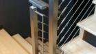 Лестницы второго этажа Краснодар Крым лестница на тросах