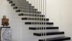 Лестница на второй этаж Краснодар Крым лестница на тросах