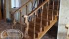 Резные лестницы из дерева Краснодар Крым