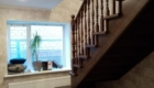 Лестницы с площадкой на косоуре изготовление лестниц в Краснодаре Крыму