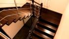 Лестницы на больцах с художественной ковкой  Краснодар Крым