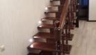 Купить лестницу на металлокаркасе в дом Краснодар Крым