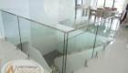 Лестница со стеклом в частном доме купить лестницу в Краснодаре Крыму