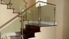 Лестницы на второй этаж со стеклом купить лестницу в Краснодаре Крыму