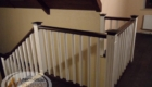 Ограждение для лестницы в доме Краснодар Крым