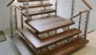 Купить лестницу на второй этаж в Краснодаре Крым лестница на тросах