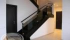 Лестница со стеклом изготовление лестниц в Крыму Краснодаре