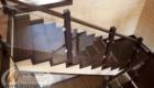 Лестница со стеклом фото изготовление лестниц в Крыму Краснодаре