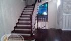 Монтаж деревянной лестницы на бетонное основание Краснодар Крым