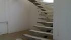 Монтаж лестницы на бетонное основание лестница в дом Краснодар Крым