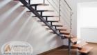 Металлокаркас лестницы на заказ Краснодар Крым