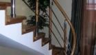 Ограждение лестницы из металла Краснодар Крым