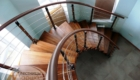 Ограждение лестницы на втором этаже Краснодар Крым