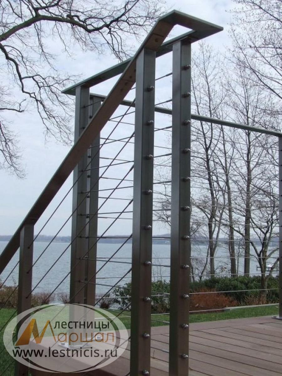 Ограждения балконов Краснодар