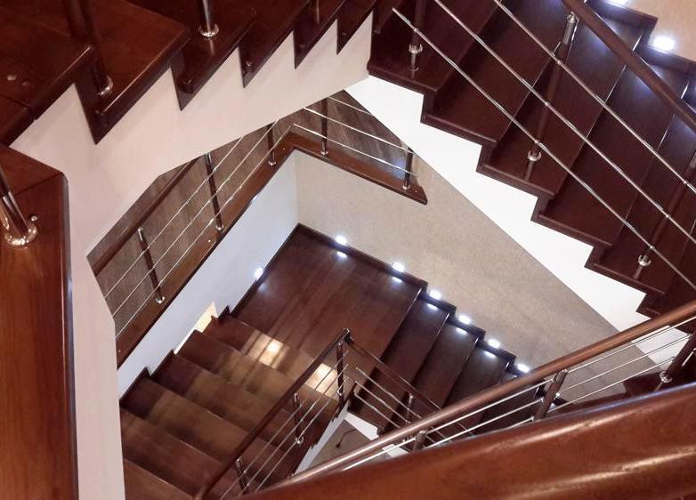 Ограждения для лестниц Краснодар Крым