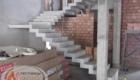 Деревянная лестница на бетонном основании купить лестницу в Краснодаре Крыму