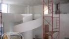 Монтаж лестницы на бетонное основание купить лестницу в Краснодаре Крыму