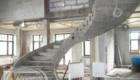 Монтаж деревянной лестницы на бетонное основание купить лестницу в Краснодаре Крыму