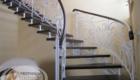 Кованые лестницы на второй этаж фото Краснодар Крым