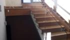 Лестница со стеклом фото купить лестницу в Краснодаре Крыму