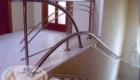 Лестницы металлокаркасе второй этаж частном доме Краснодар Крым