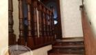 Резная лестница из дерева фото Краснодар Крым